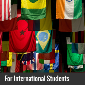 For International Student