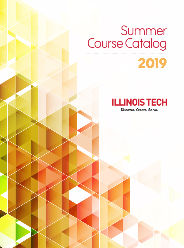 Download the IIT Summer Course Catalog