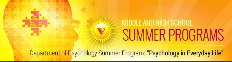 Psychology Summer Program