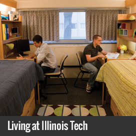 Living at Illinois Tech