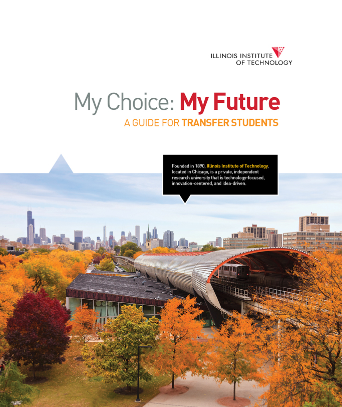Undergraduate Transfer Viewbook