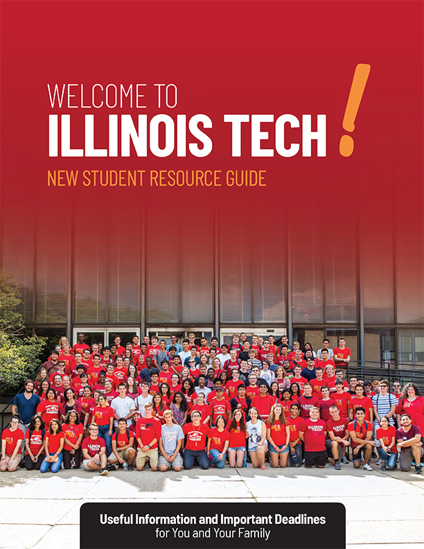 Illinois Tech Undergraduate Domestic Student Deposit Packet