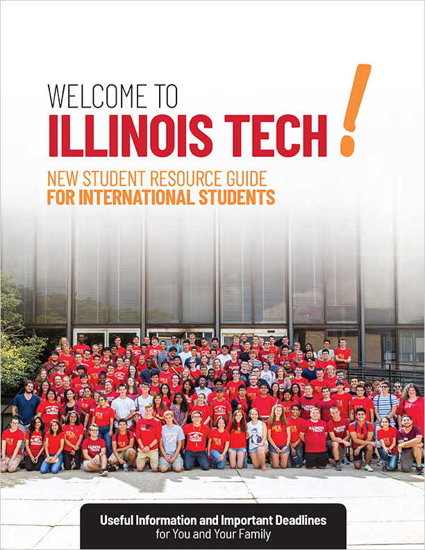 Illinois Tech Undergraduate Intl. Student Deposit Packet